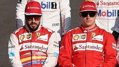 Räikkönen vihjaa vahvasti: Alonsoa suosittiin Ferrarilla