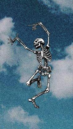 Wallpaper esqueleto
