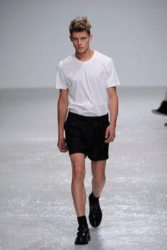 legarconurbaine:  homme—models:  KRIS VAN ASSCHE S/S 2013