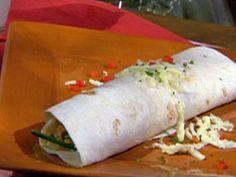 Big Breakfast Burritos   Recipe courtesy of Emeril Lagasse