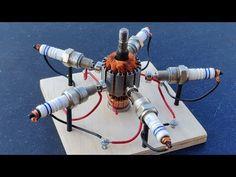 Electronics Mini Projects, Electronic Circuit Projects, Diy Electronics, New Energy, Save Energy, Tesla Technology, Energy Saving Tips, Diy Welding, Metal Working Tools