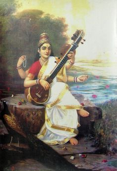 Reprints of Raja Ravi Varma Paintings: We have reprints of the best of Raja Ravi Verma paintings. Raja Ravi Varma was a painter from the state of Travancore in Kerala and used to beautifully depict women and scenes from the epics of Ramayana and Mahabharata.