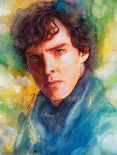 Sherlock BBC fan art from deviantart