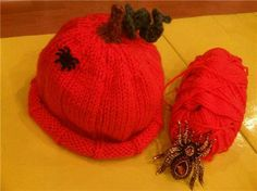 Adorable and very easy to knit.