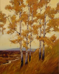 """""""Autumn Overlook"""" - by Gregory Stocks"""