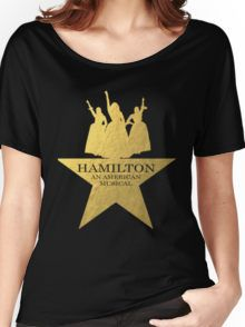 Work The Schuyler Sisters in Hamilton Musical 1 Women's Relaxed Fit T-Shirt