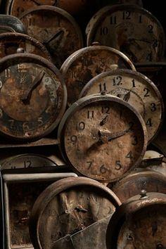Clocks...y el tiempo de pronto se detuvo...