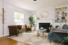 A Kansas City Home For A Growing Family - Front + Main