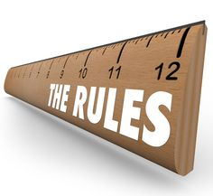 """Successful people tend to attribute their accomplishments to  certain""""rules"""" or guidelines thatliveby. These can be rules for  behavior in the workplace, rules for interactionswith clients orrules for  how they approach challenging situations."""