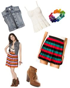 """""""ally dawson"""" by amieraphael ❤ liked on Polyvore"""