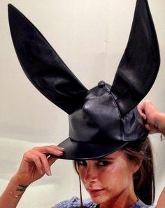 La twitpic de Victoria Beckham