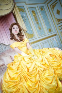 "Belle(Walt Disney ""Beauty and Beast"") 