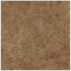 American Olean�8-Pack Castlegate Brown Glazed Porcelain Floor Tile (Common: 17-in x 17-in; Actual: 17.75-in x 17.75-in)