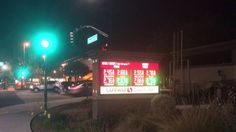 AT NIGHT OUTSIDE THE CC BLVD SAFEWAY IN CONCORD, CA. THE GUY FROM PITTSB...