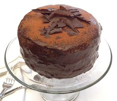 £1 Chocolate Fudge Cake from @Tale Såstad From The Kitchen Shed for #FamilyFoodies #CheapandCheerful challenge