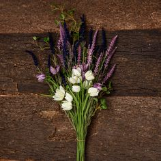 LAVENDER & FRITILLARIA SELECTION - FLOWERS - WYLD HOME - 2