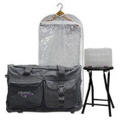 de7cbe475f Our Medium Silver Edition Dream Duffel Complete Package includes the duffel
