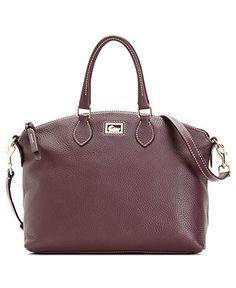 Dooney & Bourke Handbag, Dillen II Satchel - Dooney & Bourke - pretty sure i need this!