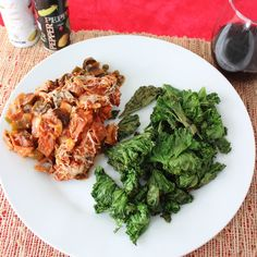 Pizza Chicken recipe from Living Well Kitchen