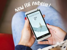 Wild Weather for Android by Studio Brun