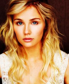Clare Bowen - Nashville tv show  Nashville TV - ABC.com - Not really too much of a country fan but I am really enjoying this show so far and I could listen to the Gunnar and Scarlett characters sing all the time. :D