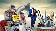 Has the ideas machine broken down? The idea that innovation and new technology have stopped driving growth is getting increasing attention. But it is not well founde Technological Unemployment, New Technology, Innovation, The Past, Aeroplanes, Move Forward, 40 Years, Computers, Purpose