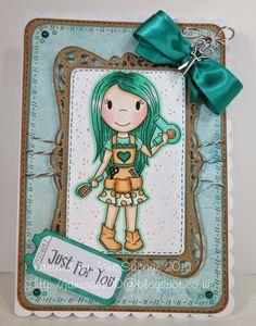 The Paper Nest Dolls Challenge Blog: Hairdresser Ellie! #janesavage