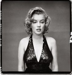 marilyn monroe by richard avedon 1957