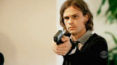 """I am calm, and it's 'Doctor'""...--Dr. Spencer Reid"