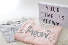 Your time is meow!
