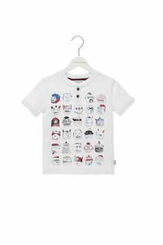 LMJ Graphic Tee sizes 2 - 4 on shopstyle.com