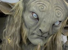 special effects makeup | Pan's Labyrinth: Pan's special effects makeup 25 - photo. SFX makeup ...