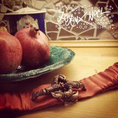 Je Suis Belle AW1314 Joyeux Noel Fruit, Noel
