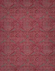 Ulan raspberry by Asha carpets