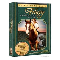 Felicity - An American Girl Adventure (Gift Pack with Bracelet) (DVD)