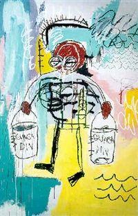 Image result for jean michel basquiat gunga din