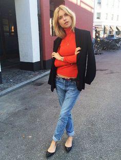 Un blog para pasar tiempo buscando looks 100% inspiradores, tanto para apuestas de tendencia como para outfits atemporales. Su blog: Look de Pernille