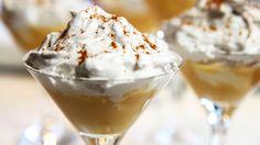 Peruvian caramel and liqueur meringue (suspiro de limeña)  http://www.sbs.com.au/food/recipes/peruvian-caramel-and-liqueur-meringue-suspiro-de-lime%C3%B1a