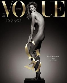 Gisele Bündchen celebrates her 20 years career in latest Vogue Brasil 40th anniversary issue! #nooagency #vogue #voguebrazil #moda #paris #3dmodel #3dmodelling #modelling #fashion #fashiondesign #photography