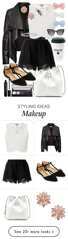 """Joy❤"" by catherinetabor on Polyvore featuring Sole Society, HIDE, Lipsy, Twin-Set, Decree, Fendi, Accessorize, ABS by Allen Schwartz, Epoque and Marc Jacobs"
