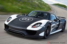 ポルシェが送り出すハイブリッドスーパーカーが明らかに! #car #racing #Porsche