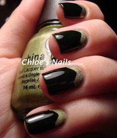Nail polish in water, Nail art designs Cute Nail Art, Easy Nail Art, Winter Nails, Spring Nails, Nail Art Designs, Design Art, Chloe Nails, Nail Design Spring, Girls Nails