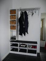 Furniture For Sale In Houston Referral: 9520752192 Hallway Coat Storage, Shoe Storage Design, Home Bedroom, Bedroom Decor, No Closet Solutions, Small Closet Organization, Clothing Organization, Retro Furniture, Industrial Furniture