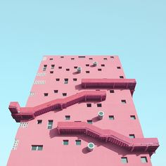 Giorgio Stefanoni, 감각적인 색채와 구도의 사진 모음