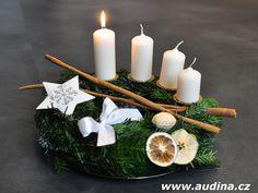 Adventní věnec Advent Candles, Table Decorations, Christmas, Xmas, Navidad, Noel, Natal, Dinner Table Decorations, Kerst