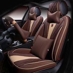 Hyundai Lujo Funda Protector de asiento de controlador frontal negro IX20 IX35 Tucson