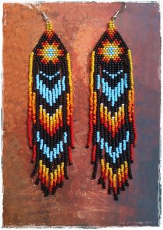 Hey, I found this really awesome Etsy listing at https://www.etsy.com/ca/listing/460827130/extra-long-native-american-beaded