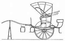 Image result for victorian deep cab buggy