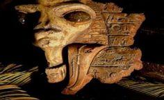 OVNI Hoje!…Teriam artefatos alienígenas sido descobertos no Egito e ocultados pelo Museu Rockefeller? - OVNI Hoje!...