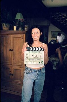 """Prudence """"Prue"""" Halliwell / Shannen Doherty in Charmed"""